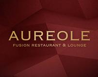 Aureole - Fusion Restaurant & Lounge Website