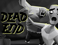 Dead End - Lettering & Poster