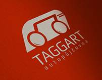 Taggart - car rental   | LOGO