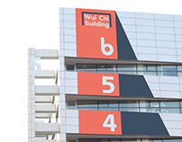 Wui Chi Building Signage