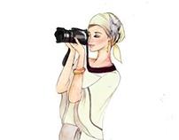 Illustration for Cosmopolitan Magazine
