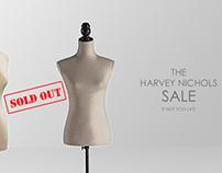 Harvey Nichols : if not too late