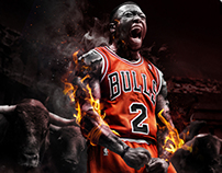 """Nate Robinson """"Unleashed"""""""