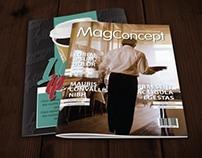 Magazine Design Concept