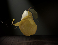 Naked Fruit / Pear - Fruvita