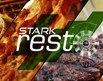 Flyer Poster for StarkResto