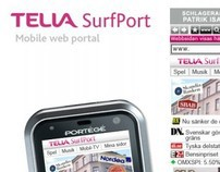 Assorted TeliaSonera Projects 2007 - 2010