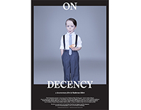 ON DECENCY - movie poster