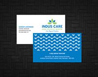 IndusCare - rebranding