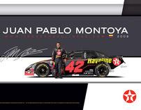 Motorsports Collectible Calendar Poster