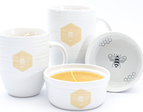 B2Z Beeswax Candles