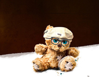 """""""Teddy"""" Wallpaper for The FWA"""