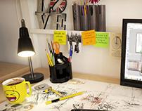 Students dorm design - part 2 - the fun