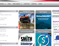 Intranet Layout