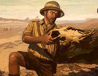New adventure illustration
