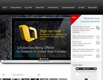 SharePoint Website Portfolio