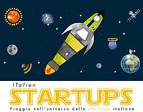 ITalien Startups   INFOGRAPHICS   2013
