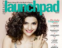 Prachi Desai for Beauty Launchpad