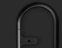 Loop // Glass Bead Display