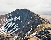Mt Snowdon and Crib Goch