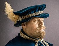 Characters of Renaissance Faire