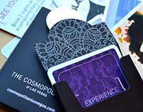 The Cosmopolitan of Las Vegas Cards for United Airlines