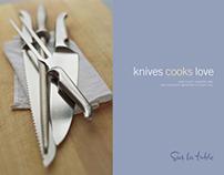 knives cooks love by sur la table