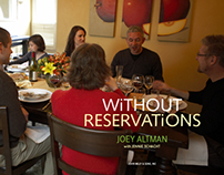 without reservations by joey altman