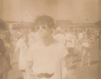 Polaroid/Impossible Self Portraits