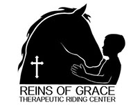 Reins of Grace Therapeutic Riding Center Logo