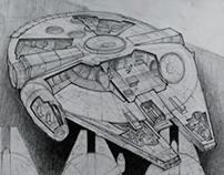 Corellian Spaceships