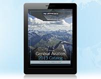 iPad Catalog App for Jeppesen General Aviation 2013