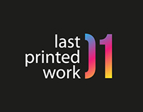 last printed work for commerce
