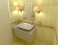 WC Valentino Boiserie