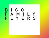 Bigofamily Flyers