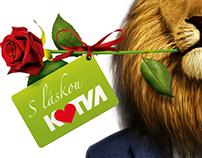 KOTVA department store I marketing communication I
