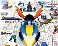 Illustrations // L'Automobile Magazine
