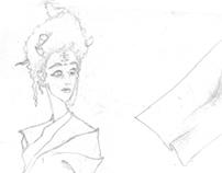 sketches segunda piel