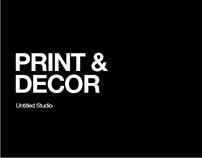Print & Decor