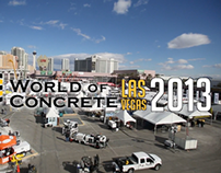 White Cap: World of Concrete 2013