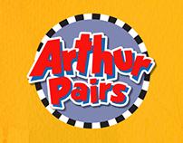 Arthur Pairs Game - CBBC
