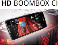 Motorola BoomBox Challenge 2013