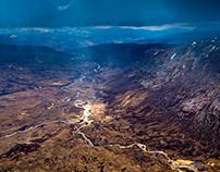 Cairngorms National Park, Scotland.