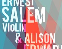 Poster Design for CSUF Music Department
