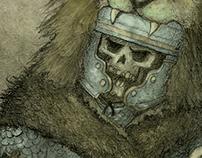 Zombie Roman Legionnaire