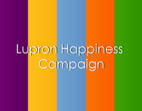 """Lupron Happiness Campaign """"market-plan"""""""