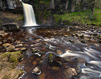 Yorkshire Dales National Park, England.