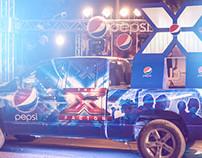 """Pepsi """"X Factor"""""""