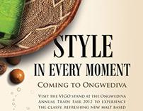 VIGO launch and branding