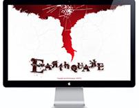 Earthquake Website